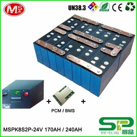 중국 24V LiFePO4 Battery PACK Energy Storage System Top Quality Long Cycle Life Battery Cell 대리점